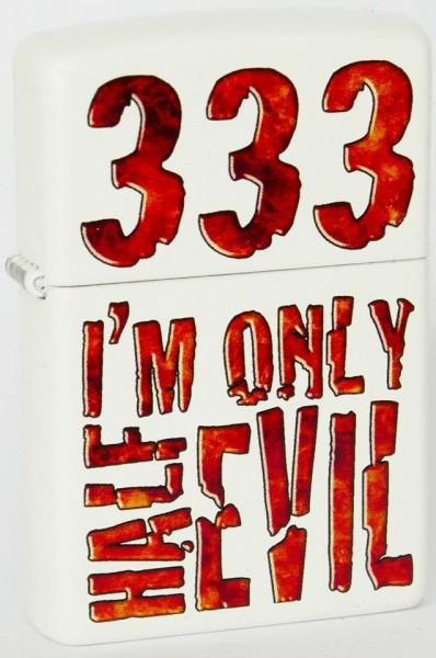 333 / half evil